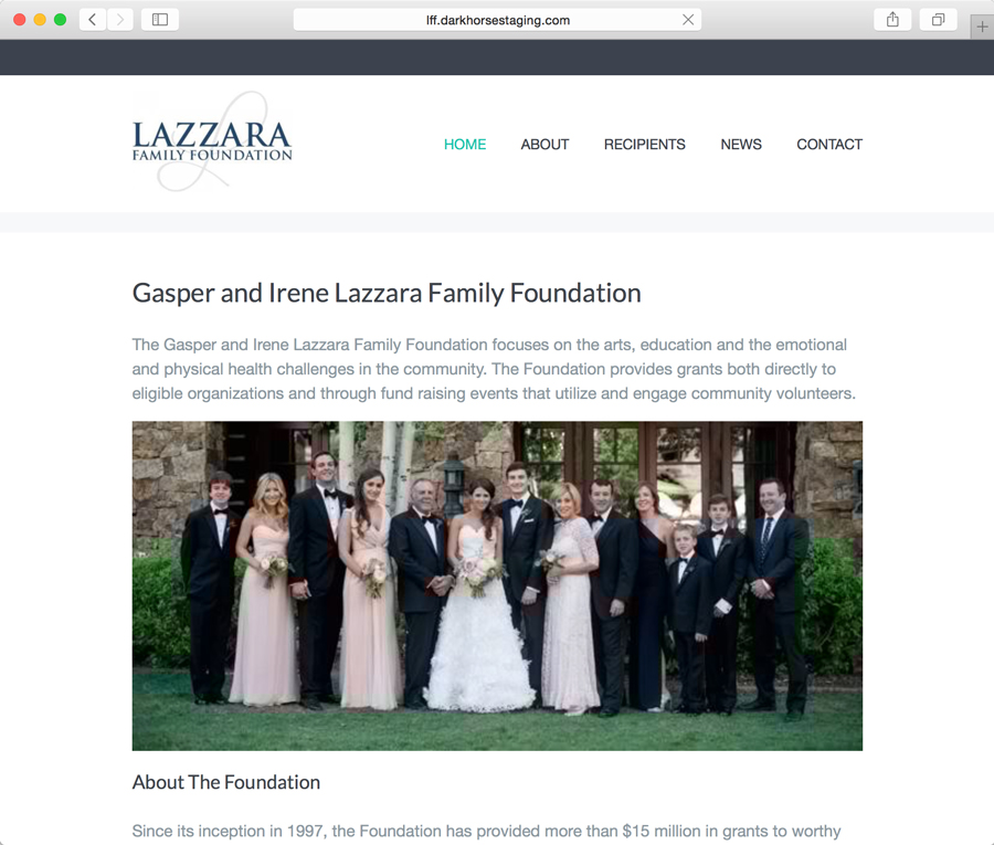 gasper-lazzara-foundation